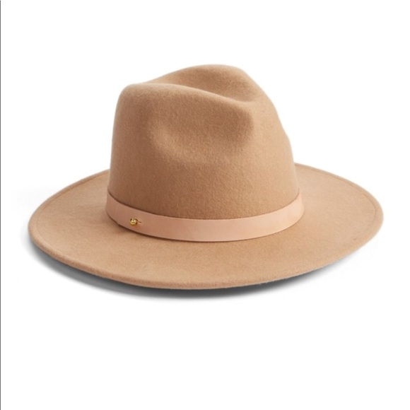 378df156dccd9 Accessories - Lack of Color The Frey Wool Fedora